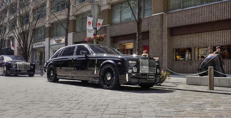 Rolls-Royce Phantom Party Tokyo podruhé: - fotka 4