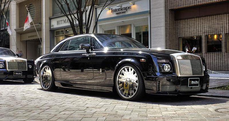 Rolls-Royce Phantom Party Tokyo podruhé: - fotka 5