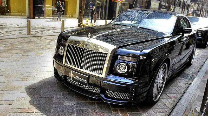Rolls-Royce Phantom Party Tokyo podruhé: - fotka 6
