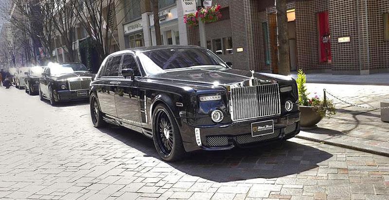 Rolls-Royce Phantom Party Tokyo podruhé: - fotka 7