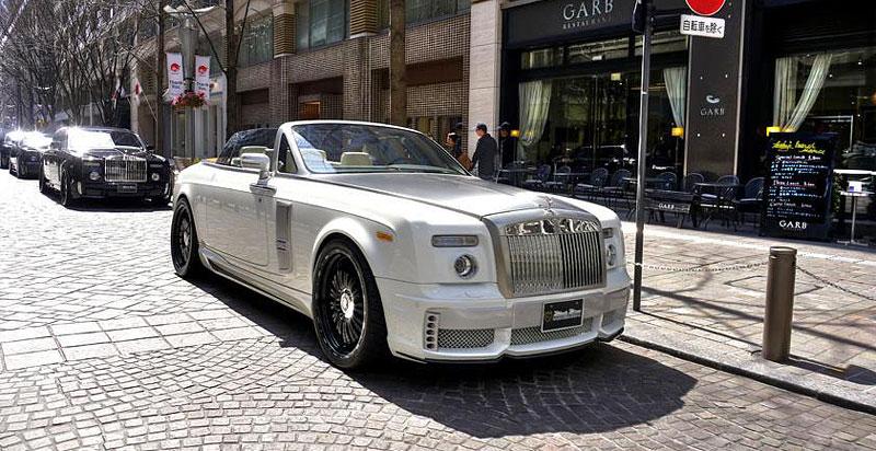 Rolls-Royce Phantom Party Tokyo podruhé: - fotka 8