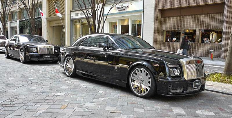 Rolls-Royce Phantom Party Tokyo podruhé: - fotka 9