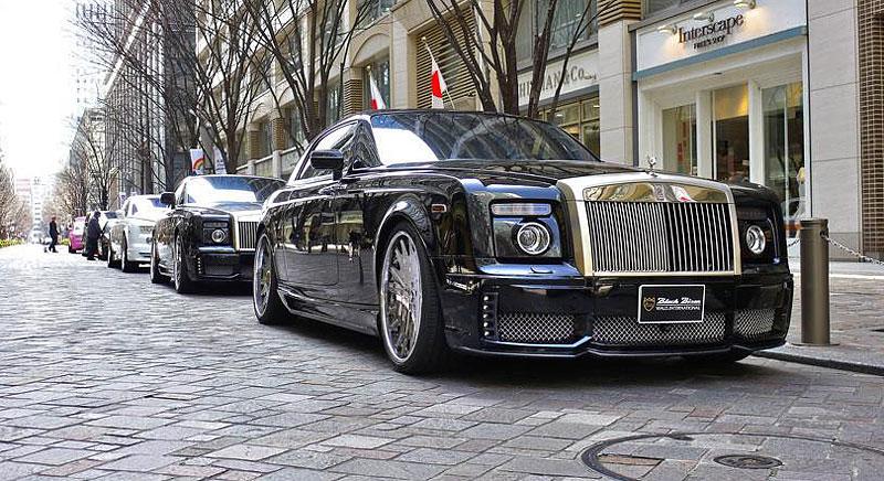 Rolls-Royce Phantom Party Tokyo podruhé: - fotka 10