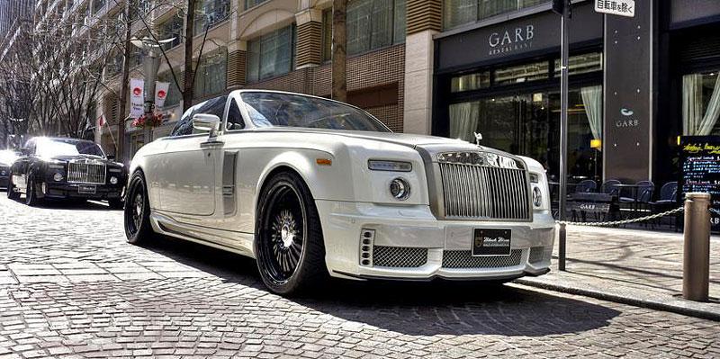 Rolls-Royce Phantom Party Tokyo podruhé: - fotka 11