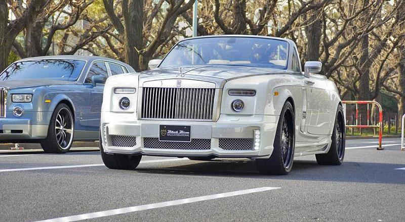 Rolls-Royce Phantom Party Tokyo podruhé: - fotka 12