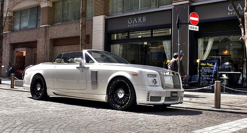 Rolls-Royce Phantom Party Tokyo podruhé: - fotka 13
