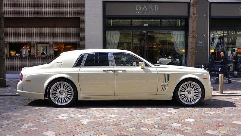 Rolls-Royce Phantom Party Tokyo podruhé: - fotka 15