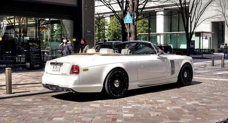 Rolls-Royce Phantom Party Tokyo podruhé: - fotka 17