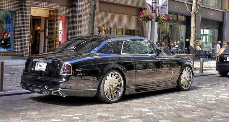 Rolls-Royce Phantom Party Tokyo podruhé: - fotka 18