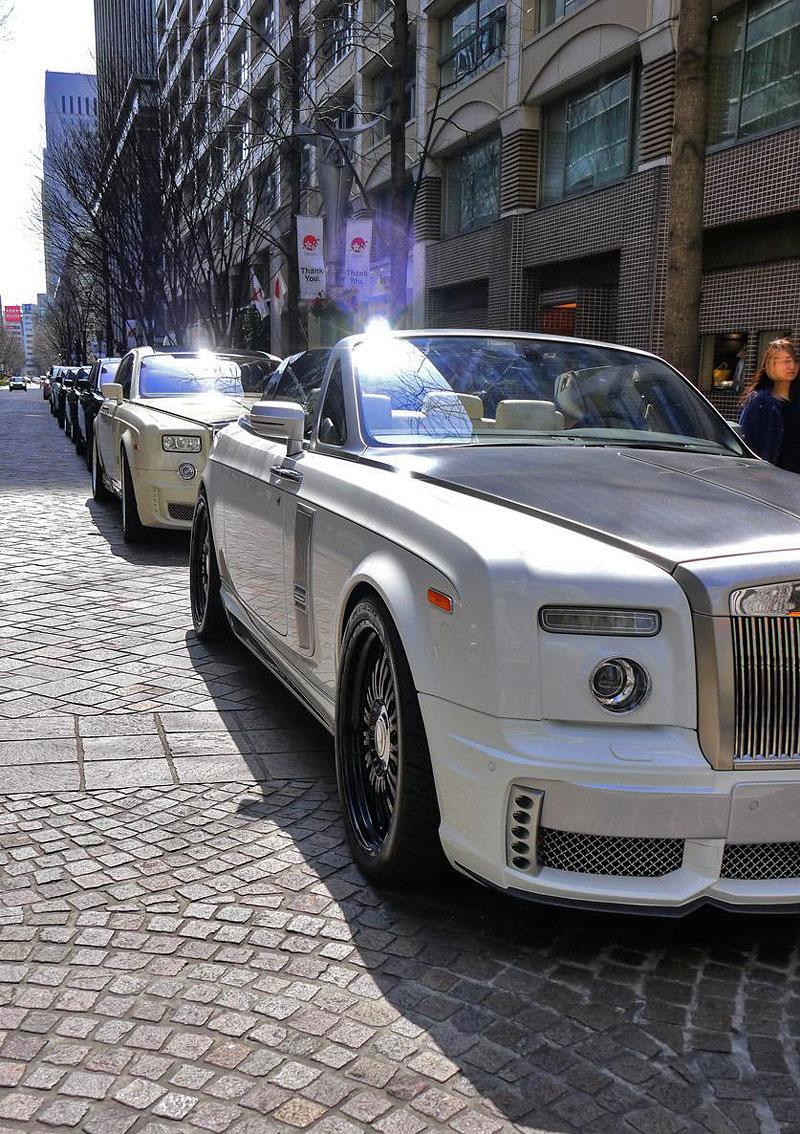 Rolls-Royce Phantom Party Tokyo podruhé: - fotka 20