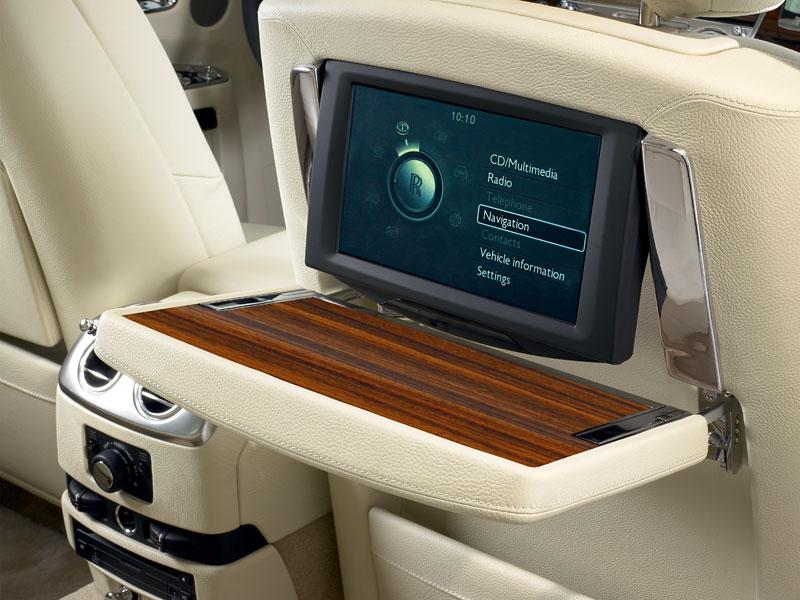 Rolls-Royce Ghost: konfigurátor pro iPhone a iPod Touch: - fotka 4