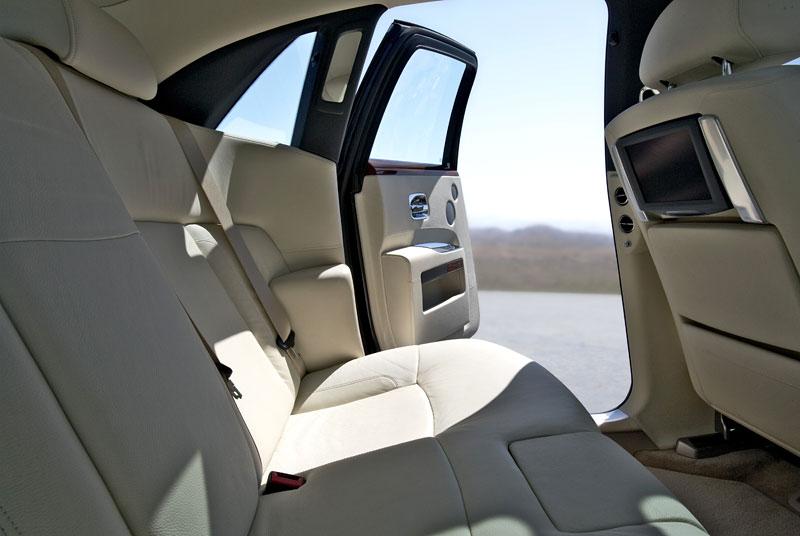 Rolls-Royce Ghost: konfigurátor pro iPhone a iPod Touch: - fotka 13