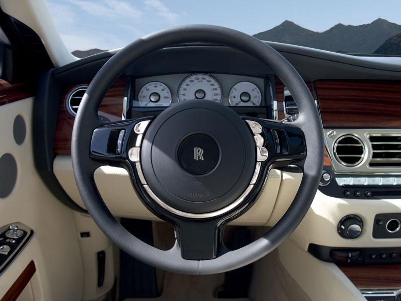 Rolls-Royce Ghost: konfigurátor pro iPhone a iPod Touch: - fotka 10