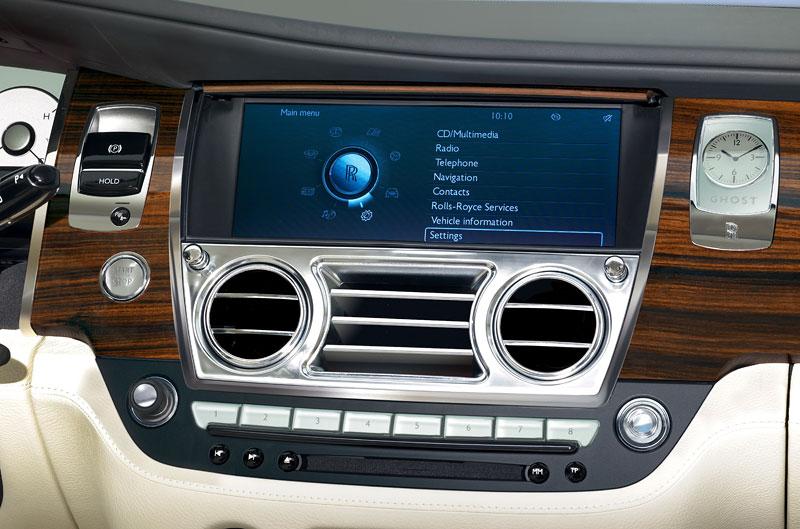 Rolls-Royce Ghost: konfigurátor pro iPhone a iPod Touch: - fotka 17