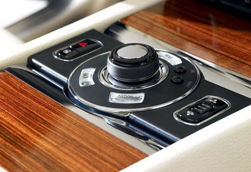 Rolls-Royce Ghost: konfigurátor pro iPhone a iPod Touch: - fotka 19