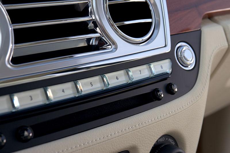 Rolls-Royce Ghost: konfigurátor pro iPhone a iPod Touch: - fotka 20