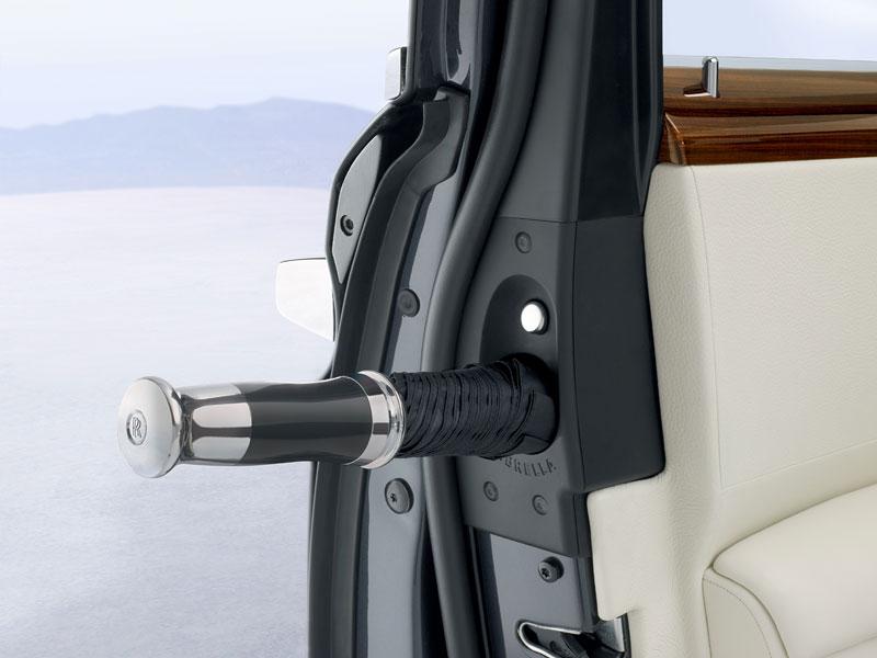 Rolls-Royce Ghost: konfigurátor pro iPhone a iPod Touch: - fotka 22