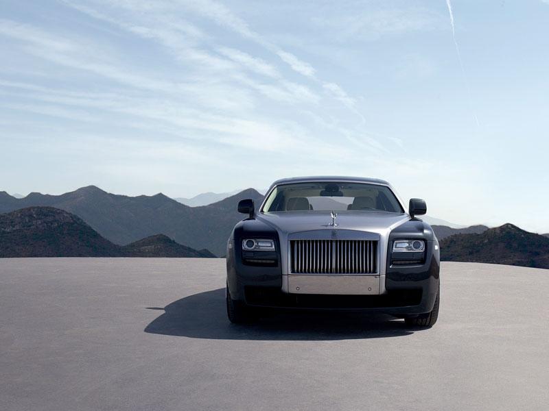 Rolls-Royce Ghost: konfigurátor pro iPhone a iPod Touch: - fotka 23