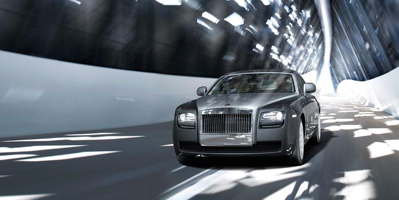 Rolls-Royce Ghost: konfigurátor pro iPhone a iPod Touch: - fotka 24
