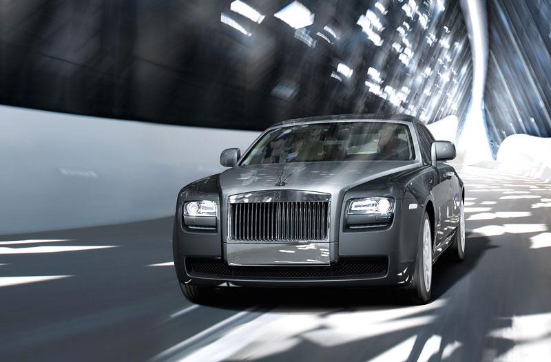 Rolls-Royce Ghost: konfigurátor pro iPhone a iPod Touch: - fotka 26