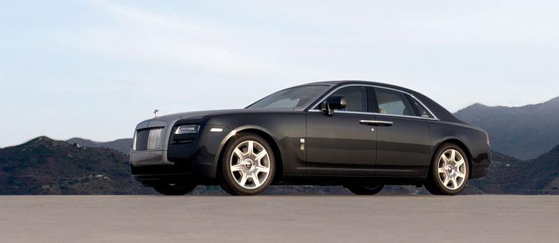 Rolls-Royce Ghost: konfigurátor pro iPhone a iPod Touch: - fotka 27