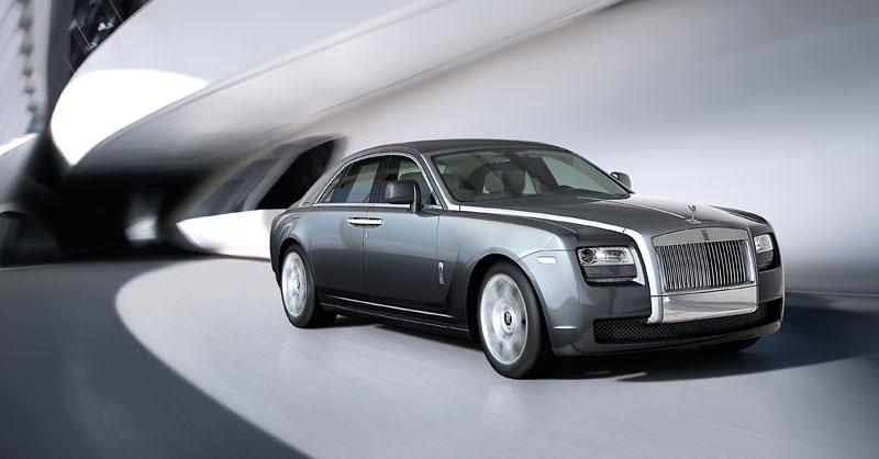 Rolls-Royce Ghost: konfigurátor pro iPhone a iPod Touch: - fotka 28
