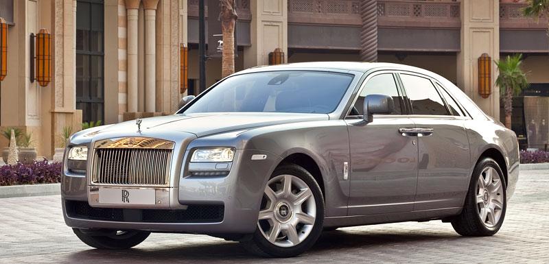 Rolls-Royce Ghost: konfigurátor pro iPhone a iPod Touch: - fotka 30