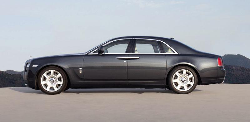 Rolls-Royce Ghost: konfigurátor pro iPhone a iPod Touch: - fotka 31
