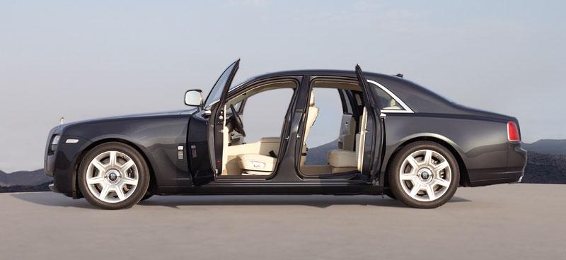 Rolls-Royce Ghost: konfigurátor pro iPhone a iPod Touch: - fotka 32