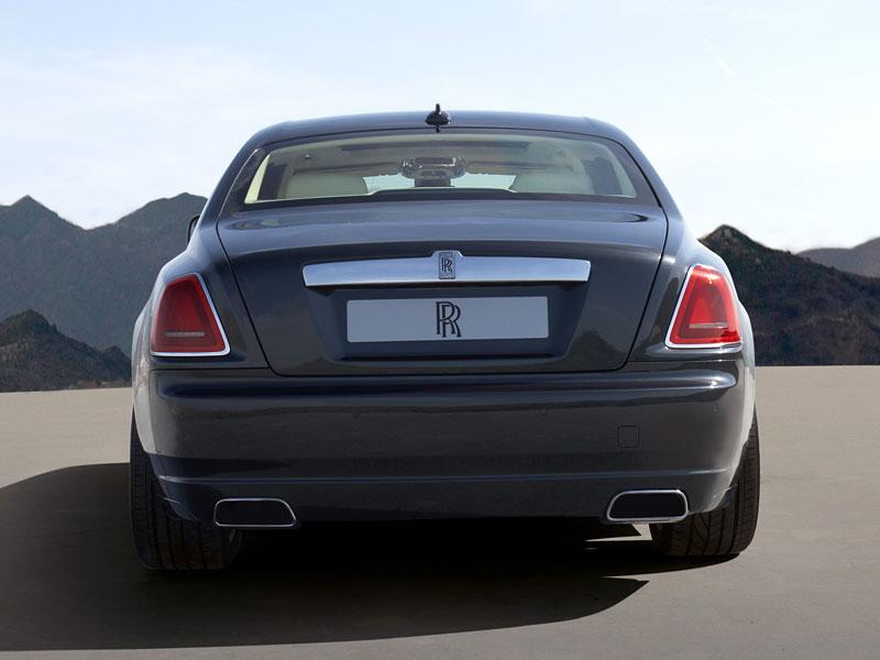 Rolls-Royce Ghost: konfigurátor pro iPhone a iPod Touch: - fotka 36