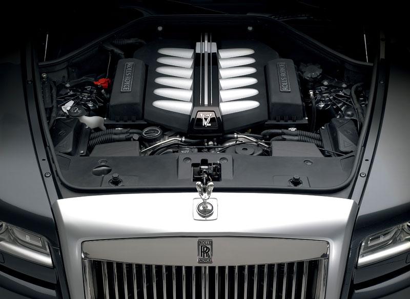 Rolls-Royce Ghost: konfigurátor pro iPhone a iPod Touch: - fotka 37