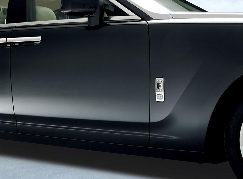 Rolls-Royce Ghost: konfigurátor pro iPhone a iPod Touch: - fotka 38
