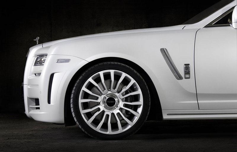 Mansory White Ghost Limited: nehledáte náhodou limuzínu?: - fotka 15