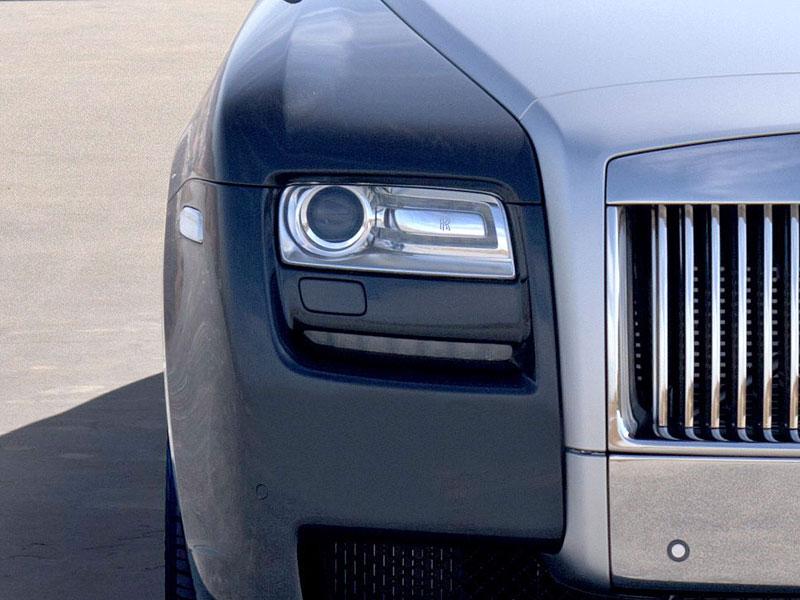 Rolls-Royce Ghost: konfigurátor pro iPhone a iPod Touch: - fotka 45