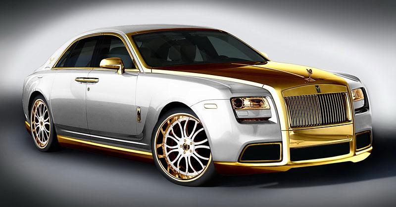 Fenice Milano Diva: načančaný Rolls-Royce Ghost: - fotka 8