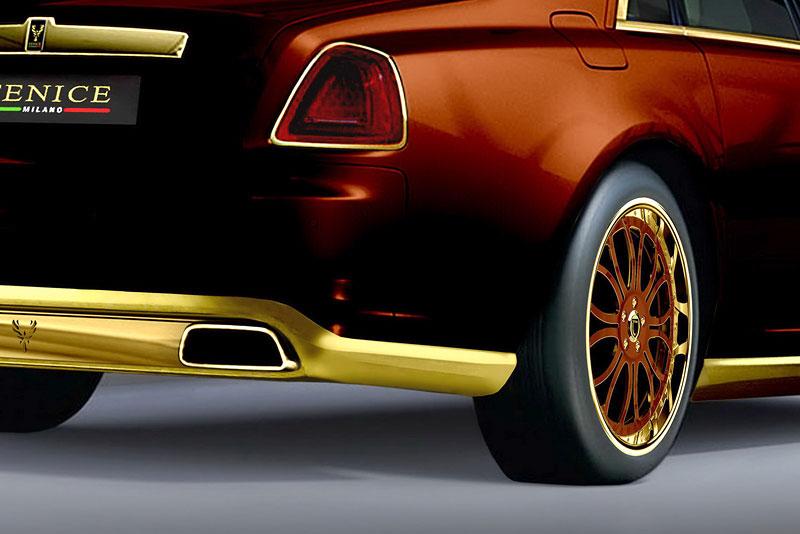 Fenice Milano Diva: načančaný Rolls-Royce Ghost: - fotka 14