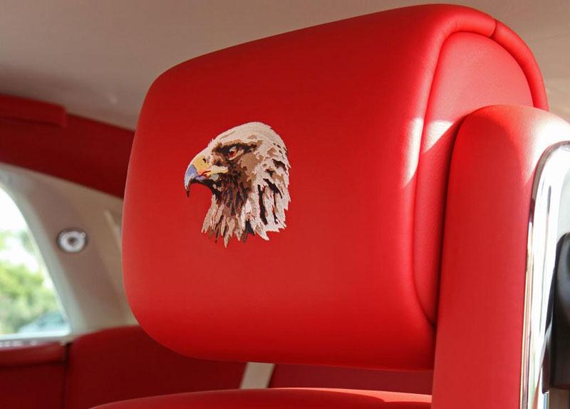 Rolls-Royce Phantom: speciality pro Spojené arabské emiráty: - fotka 5
