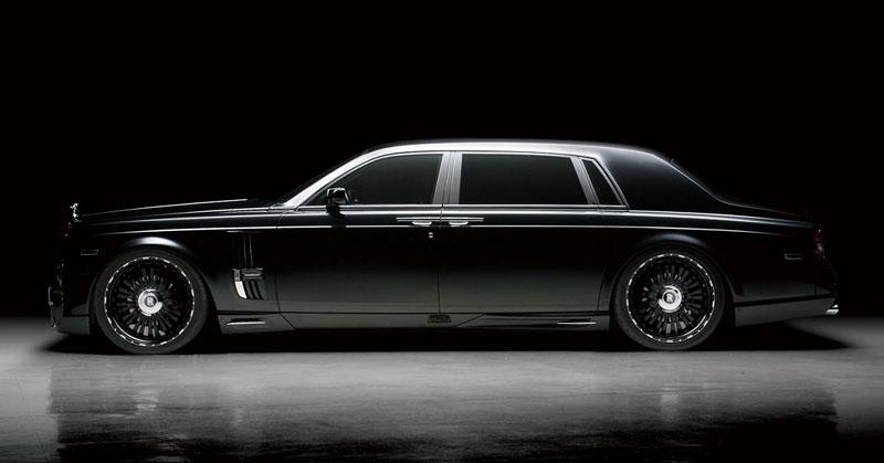 Rolls-Royce Phantom Wald International Sports Line Black Bison: krize středního věku: - fotka 5