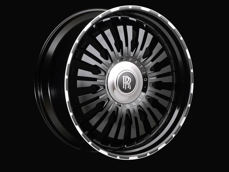 Rolls-Royce Phantom Wald International Sports Line Black Bison: krize středního věku: - fotka 9