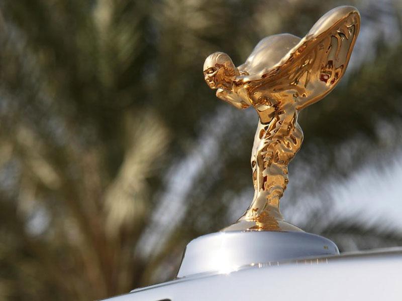 Rolls-Royce Phantom: speciality pro Spojené arabské emiráty: - fotka 19