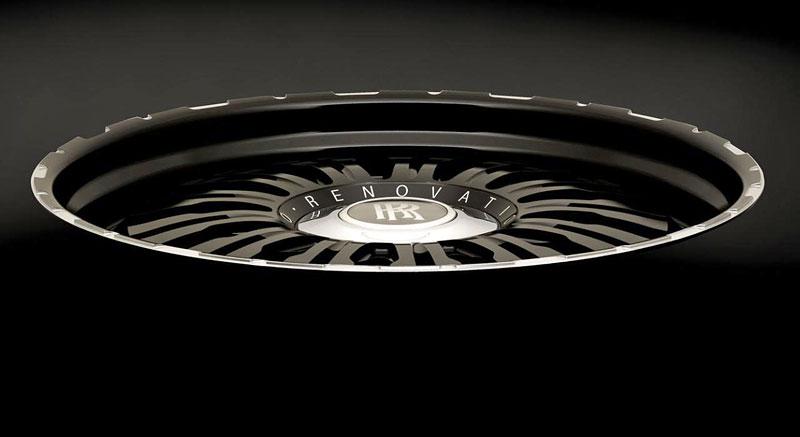 Rolls-Royce Phantom Wald International Sports Line Black Bison: krize středního věku: - fotka 12