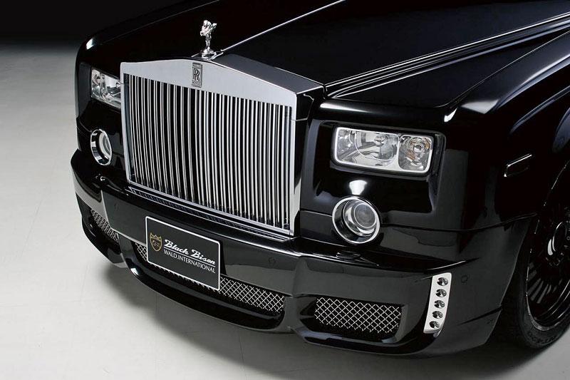 Rolls-Royce Phantom Wald International Sports Line Black Bison: krize středního věku: - fotka 13
