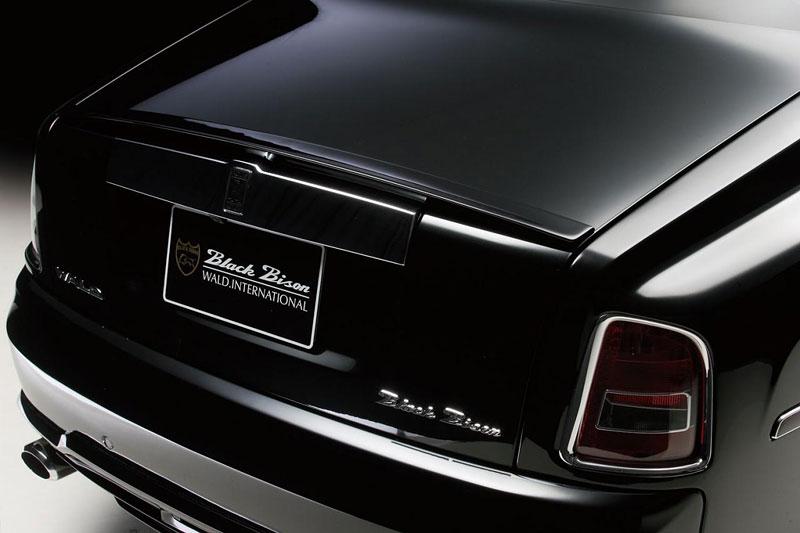 Rolls-Royce Phantom Wald International Sports Line Black Bison: krize středního věku: - fotka 16