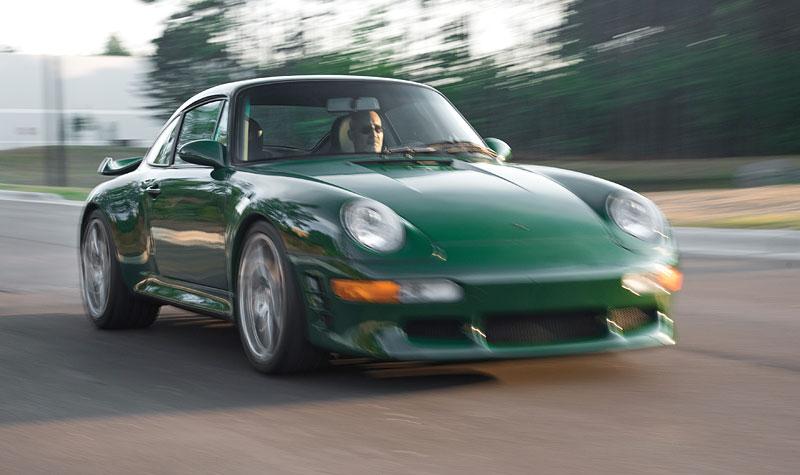 Znáte RUF Turbo R? Je to moderní bestie s duchem 90. let. Vzniklo jen 7 exemplářů: - fotka 14
