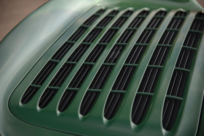 Znáte RUF Turbo R? Je to moderní bestie s duchem 90. let. Vzniklo jen 7 exemplářů: - fotka 29