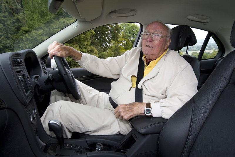 Saab si připomíná první vítězství na RAC Rally: - fotka 1