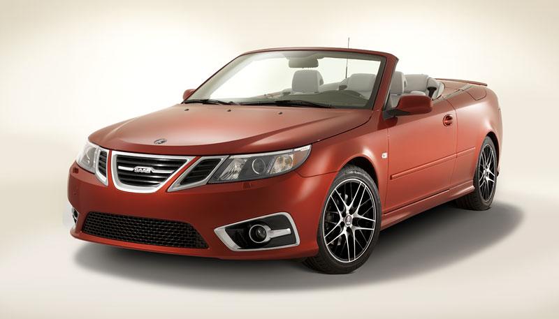 Saab 9-3 Cabriolet jako Independence Edition: oslava dne nezávislosti: - fotka 3