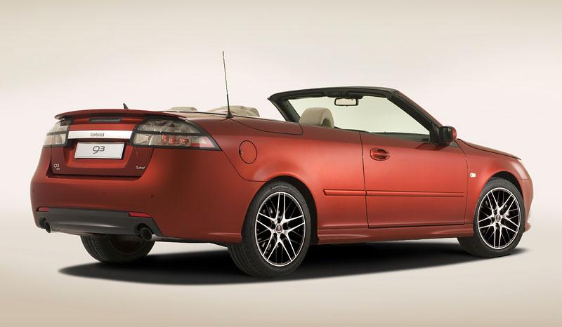 Saab 9-3 Cabriolet jako Independence Edition: oslava dne nezávislosti: - fotka 4