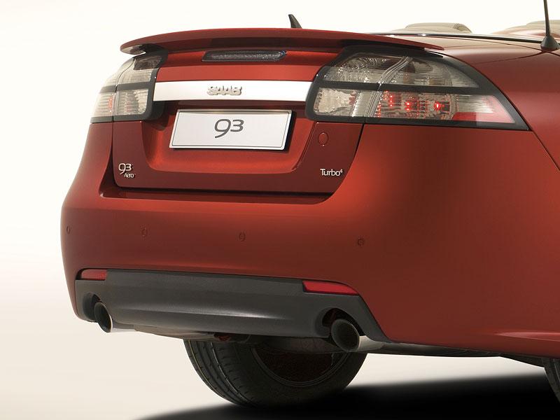 Saab 9-3 Cabriolet jako Independence Edition: oslava dne nezávislosti: - fotka 6