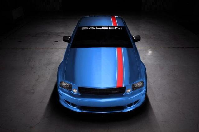 Saleen a zase Mustang GT, tentokrát jako Patriot: - fotka 1